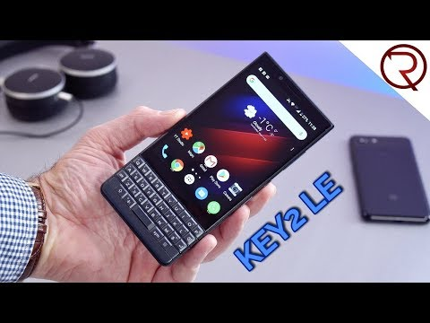 Blackberry KEY2 LE Review – Cheapest Smartphone with a Keyboard