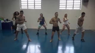 preview picture of video 'FILHOS DE PORTO NOVA FORMAÇÃO ( POPOZÃO EDCITY COREOGRAFIA  MAORY,WALLAS,STYLO )'