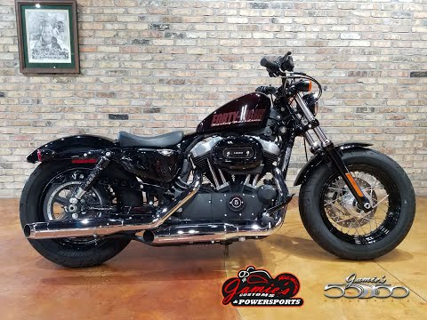 2014 Harley-Davidson Sportster® Forty-Eight® in Big Bend, Wisconsin - Video 1