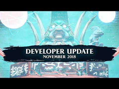 DEVELOPER VLOG: November Update 1.2.0