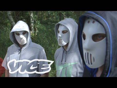 Britain's Illegal Rave Renaissance: LOCKED OFF