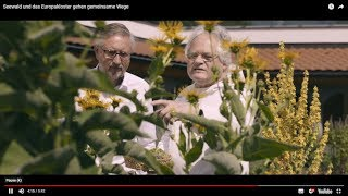 Seewald und das Europakloster gehen gemeinsame Wege - YouTube