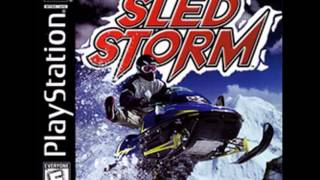 Sled Storm Soundtrack #3 Nowhere Now (White Out Mix) by Econoline Crush