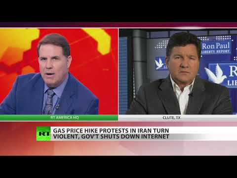 CIA pulling strings in Iran uprising? Who is it? - the person named