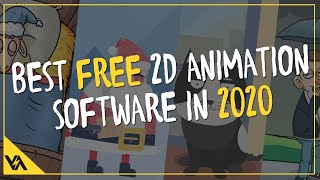 BEST FREE 2D ANIMATION SOFTWARE IN 2020 ( TOP 6 )