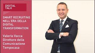 Youtube: Valerio Vacca, Direttore della Comunicazione | Tempocasa | Digital Talk | Indeed