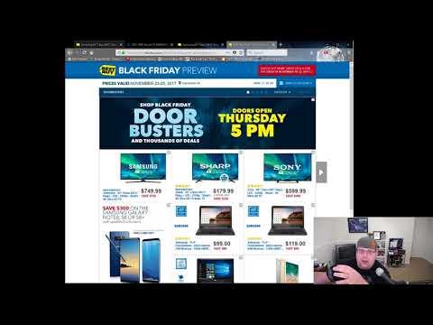 Best Buy Samsung TV Deal Mistake? Black Friday 2017