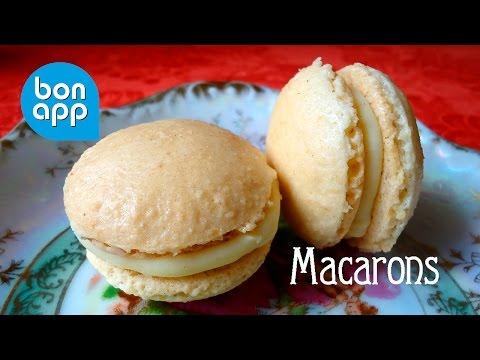 """Французский Макарон (Фр. """"Macarons"""") - Оригинальные рецепты"""