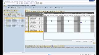 SAP MRS Demo