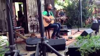 "John Butler 2013 FloydFest - ""Peaches and Cream"""