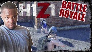 MIZOO GOES BEAST MODE!! - H1Z1 Battle Royale Gameplay