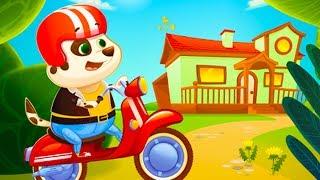 МУЛЬТИК игра про ПЕСИКА ДУДУ #2 виртуальный питомец щенок для детей #пурумчата
