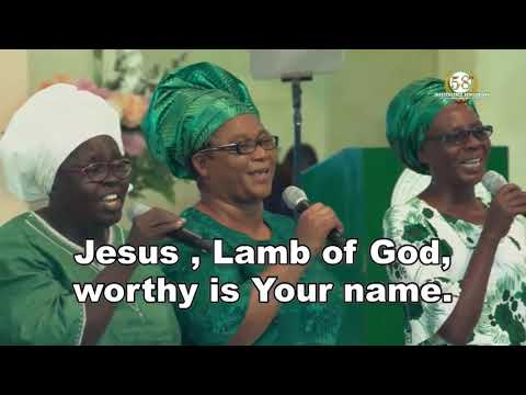 Jesus is the answer by Deeper Life ANNIVERSARY CHOIR
