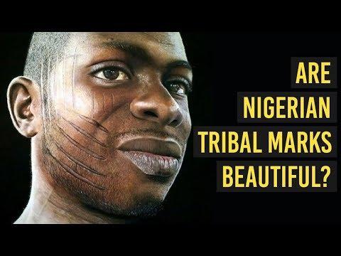 Are Nigerian Tribal Marks beautiful ?