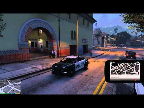 GTA V - Сюжет 24 - VspishkaGame [PC 60 fps 1080p]