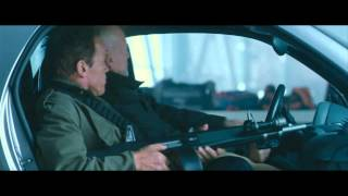 """The Expendables 2: Clip - """"Smart Car"""""""