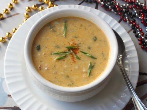 Creole Crab & Corn Chowder – Mardi Gras Special!