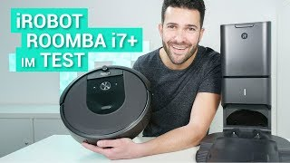 Der iRobot Roomba i7+ im Test - Das leistet der Saugroboter mit Absaugstation!
