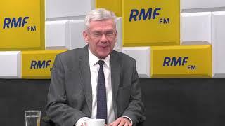 """""""Nie będziemy w Senacie totalną opozycją, chcemy rozmawiać"""" - zapewniał w Porannej rozmowie w RMF FM Stanisław Karczewski. """"Rozmawialiśmy, nikogo nie przeciągaliśmy na siłę"""" - deklarował kandydat PiS na marszałka Senatu, który wczoraj przegrał w głosowaniu z Tomaszem Grodzkim, kandydatem opozycji. """"Trudność polega na tym, że przewaga opozycji jest bardzo niewielka, krucha. Jeden głos zdecydował wczoraj o zwycięstwie pana Tomasza Grodzkiego. Ten jeden głos może w następnych wyborach zagłosować zupełnie inaczej"""" - prognozował gość Roberta Mazurka. """"Pan prof. Grodzki jest chirurgiem, lekarzem, znamy się od 4 lat, wszystkie relacje jakie były do tej pory, były koleżeńskie"""" - podkreślił Karczewski."""