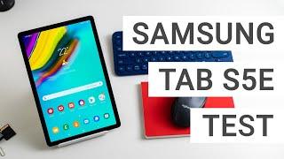 Samsung Galaxy Tab S5e Test: Ein großartiges Medien Tablet | Deutsch