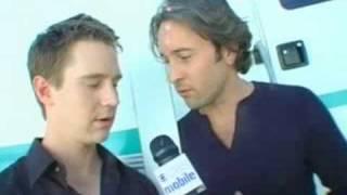 Interview AOL et JD sur les plateaux Moonlight - PART 2