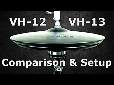Roland VH 12 & VH-13 Setup/Comparison Screenshot 1