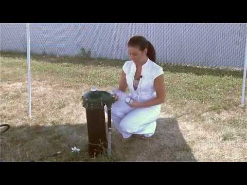 Video How to disinfect your private well