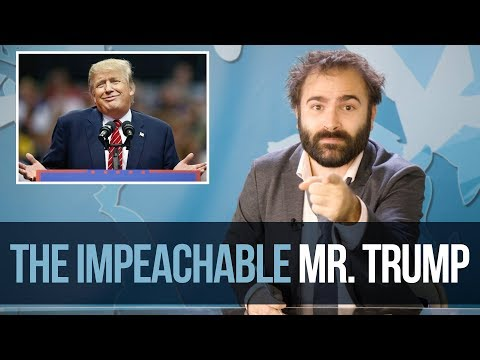 The Impeachable Mr. Trump - SOME MORE NEWS