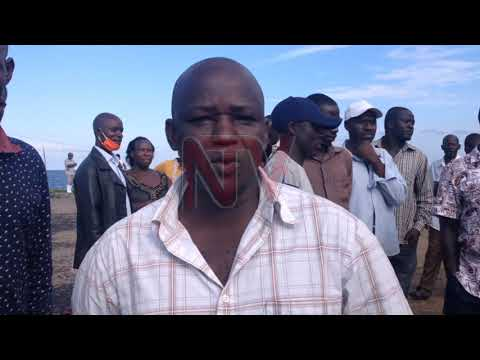 Kalangala finally receives first boat ambulance