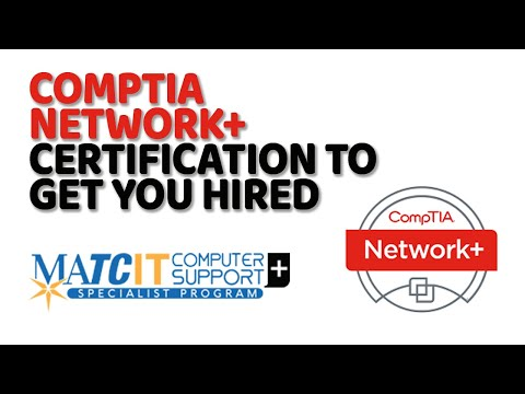 How COMPTIA Network+ Plus Certification Can Help you Get Job in ...