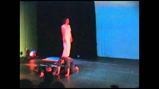 Human Landscape Dance--Icarus and Daedalus