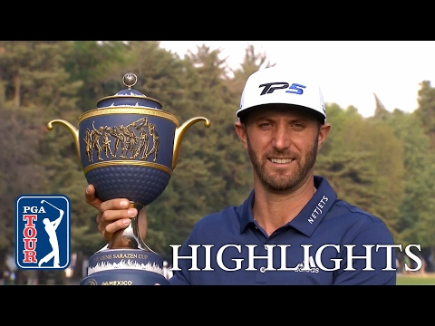 Dustin Johnson gagne le WGC Mexico Championship !