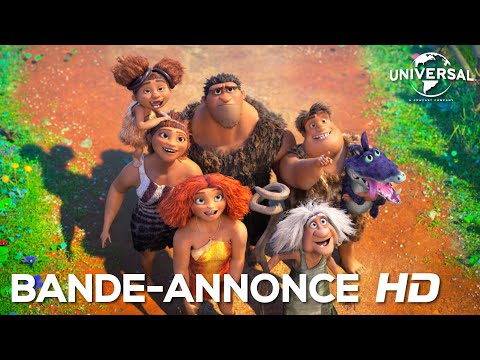 Bande-annonce Les Croods 2 : une nouvelle ère (c) Universal Pictures International France