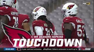 DeAndre Hopkins First TD w/ Cardinals