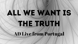 Portugal with Armchair Detective - What is happening in this community?