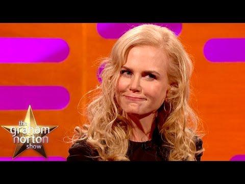 Narozeniny a překvapení Nicole Kidman - The Graham Norton Show