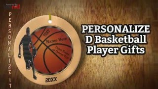 Cool Personalized Basketball Team Gifts VR8434