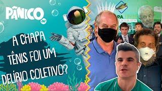 Guga Noblat: 'Ciro e João Santana é igual a porrada no Lula'