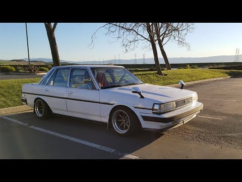 1JZ Swapped Toyota Cressida: Affordable & Clean JDM!!