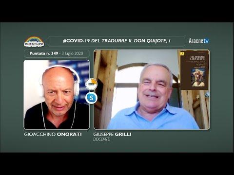 Anteprima del video Giuseppe GRILLIDel tradurre Don Quijote, I