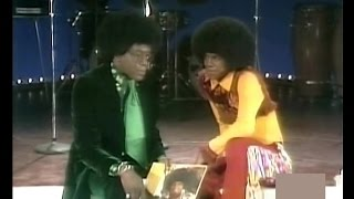 Entrevista a Jermaine Jackson + Ain't That Peculiar - Subtitulado en Español