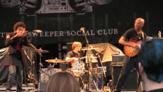 Street Sweeper Social Club - Nobody Moves (Til We Say Go) - NIN|JA Tour - 5.27.09