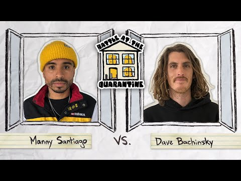 Battle At The Quarantine | Manny Santiago Vs. Dave Bachinsky
