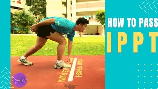 5 EXCERCISES OF IPPT ✨ GET FIT #45