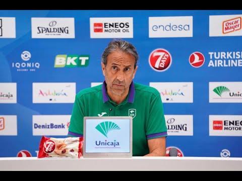 Estrenarse como visitante en Eurocup, reto del Unicaja Málaga en Alemania