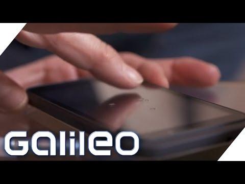 Kein gesprungenes Handy-Display mehr dank dieser Flüssigkeit? | Galileo | ProSieben