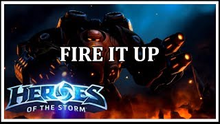 McIntyre - Fire it Up - Pro Blaze Gameplay + Build Video