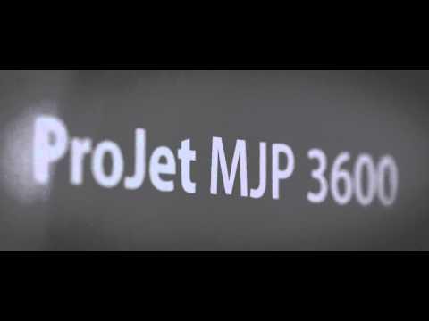 KISTERS ProJet 3600 3D Drucker