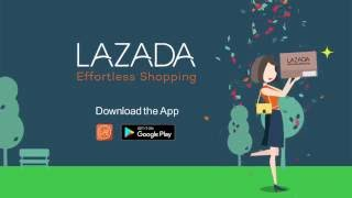 Download Lazada Mobile App Now
