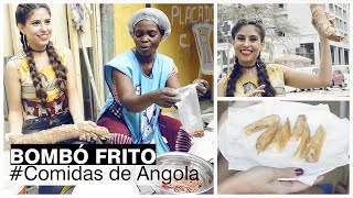 Bombó Frito #Comidas De Angola